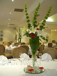 Flowers for Irish business dinner