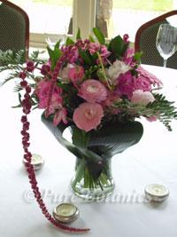 Warwickshire and Northamptonshire Wedding Flowers