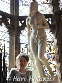 Lady Godiva Statue in St Mary's Guildhall