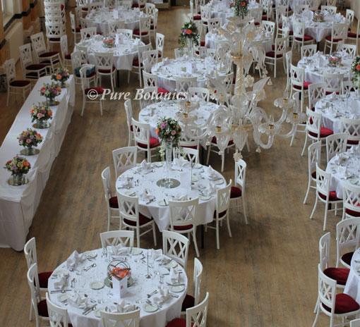 Recent Wedding In The Royal Pump Rooms Leamington Spa Pure Botanics