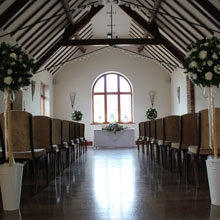 Nuthurst Grange wedding venue, Solihull