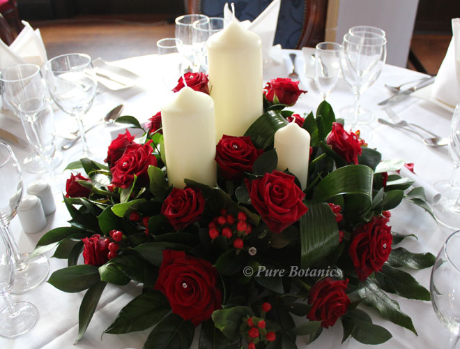 red-rose-candle-top-table