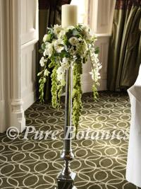 Ceremony Wedding Flowers Pure Botanics