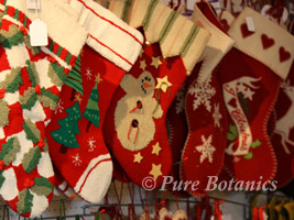 new designs of christmas stockings