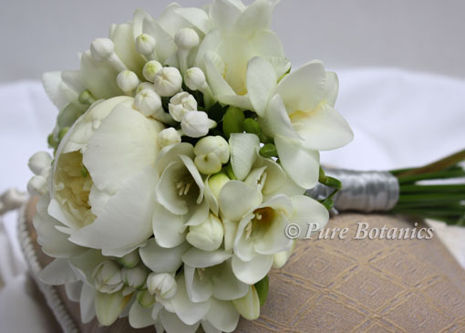 Flower Girl Posy Bouquets